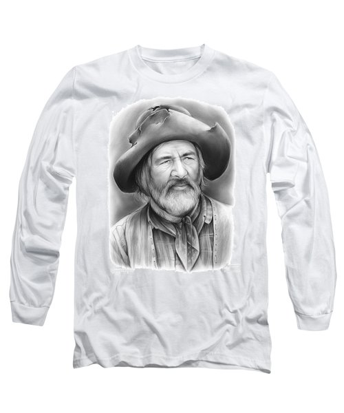 Gabby Hayes Long Sleeve T-Shirt