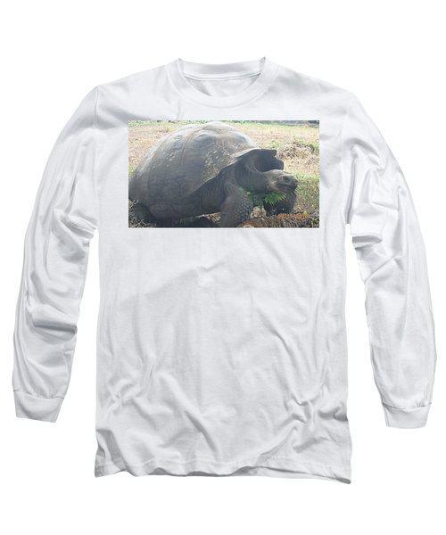 Giant Long Sleeve T-Shirt by Will Burlingham