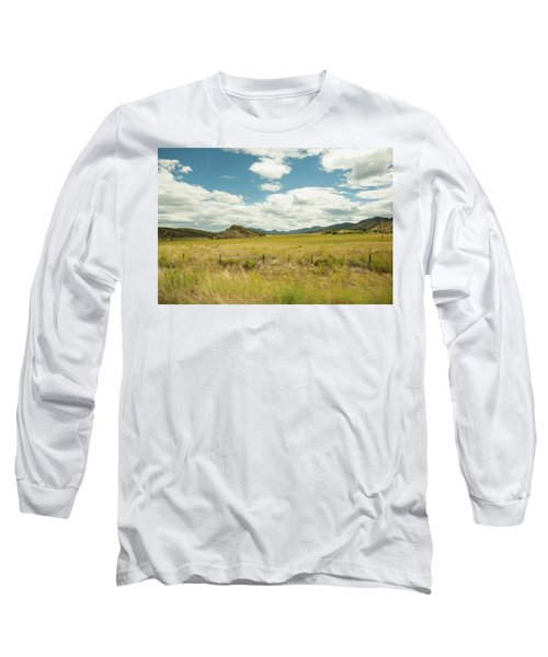 Golden Meadows Long Sleeve T-Shirt