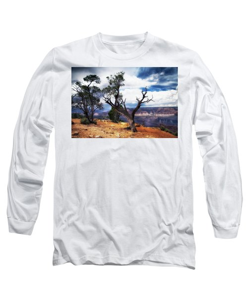 Grand Canyon Long Sleeve T-Shirt by James Bethanis
