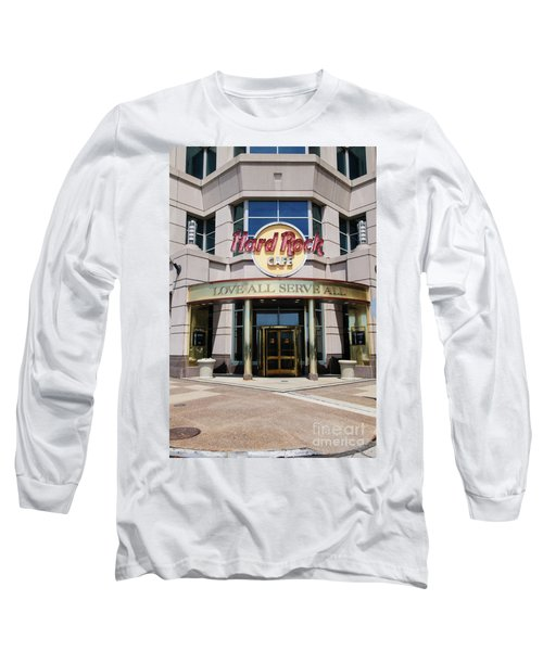 Hard Rock Cafe Long Sleeve T-Shirt