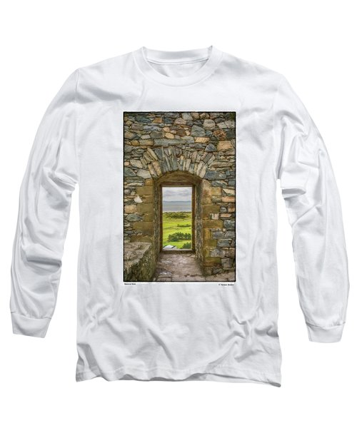 Harlech View Long Sleeve T-Shirt