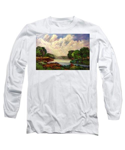 His Divine Creation Long Sleeve T-Shirt