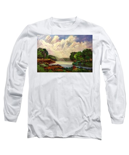 His Divine Creation Long Sleeve T-Shirt