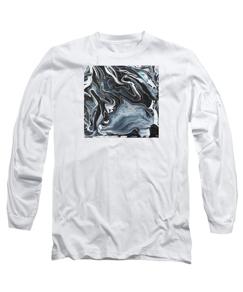 I Know It Looks Like Marble Long Sleeve T-Shirt