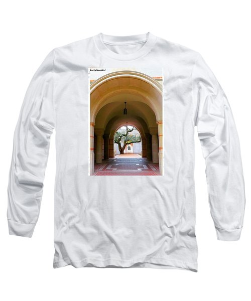 I Love All The #arches At #rice Long Sleeve T-Shirt