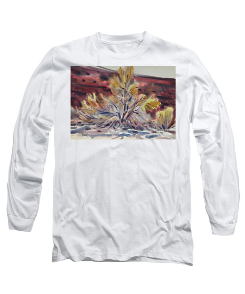 Ironwood Long Sleeve T-Shirt by Donald Maier