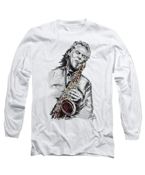 Jan Garbarek Long Sleeve T-Shirt