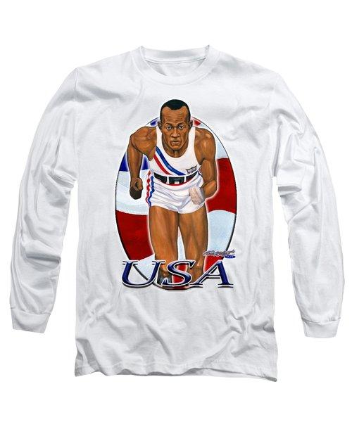 Jesse Long Sleeve T-Shirt