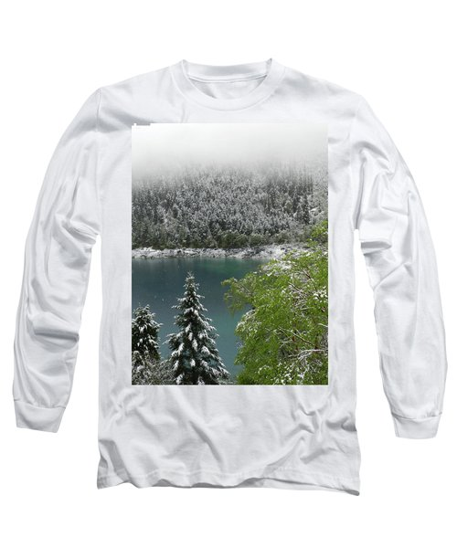 Jiuzhaigou National Park, China Long Sleeve T-Shirt