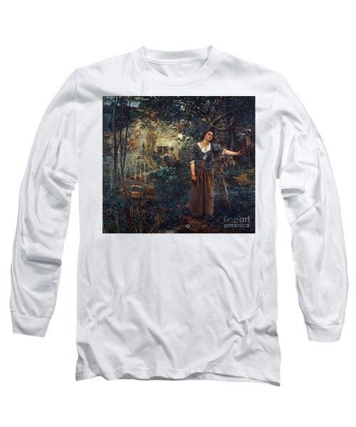 Joan Of Arc C1412-1431 Long Sleeve T-Shirt