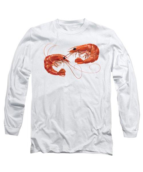 Jumbo Shrimp Long Sleeve T-Shirt