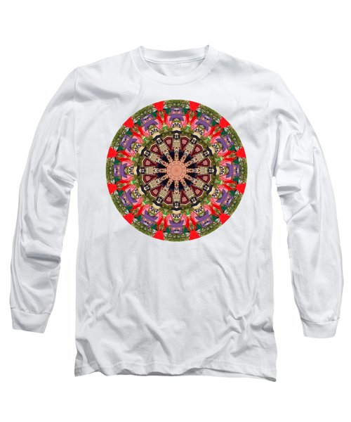 Kaleidos - Ptown02a Long Sleeve T-Shirt