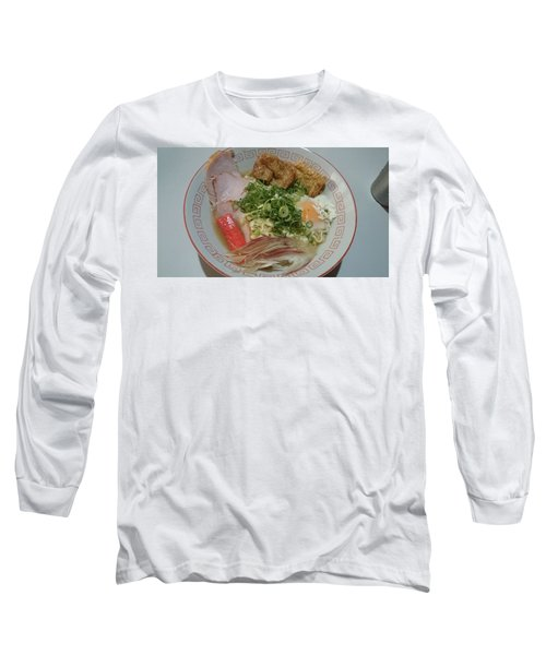 Ramen  Long Sleeve T-Shirt