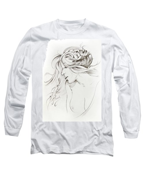Kiss Of Wind Long Sleeve T-Shirt