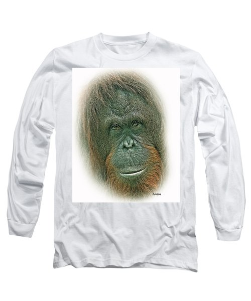 Lady Of The Forest Long Sleeve T-Shirt