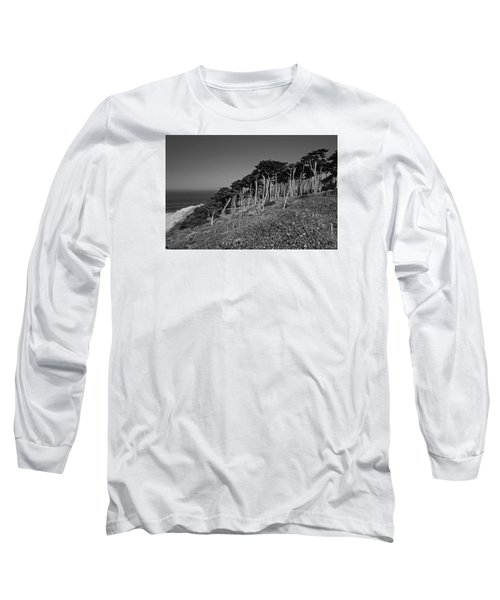 Lands End In San Francisco Long Sleeve T-Shirt