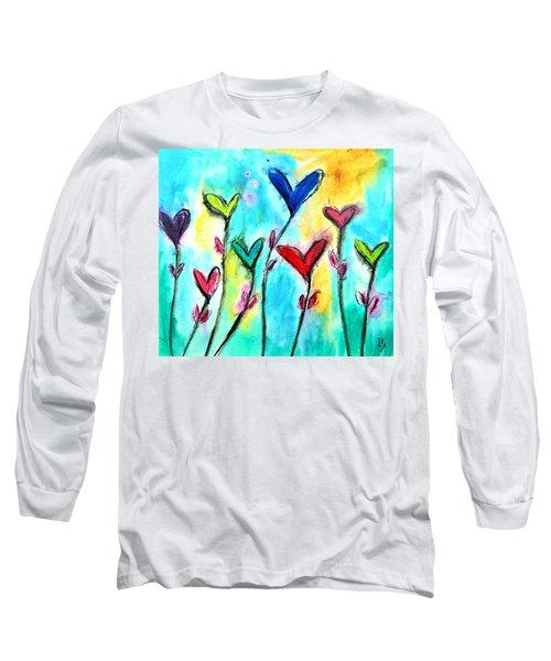 Lindo Dia Long Sleeve T-Shirt