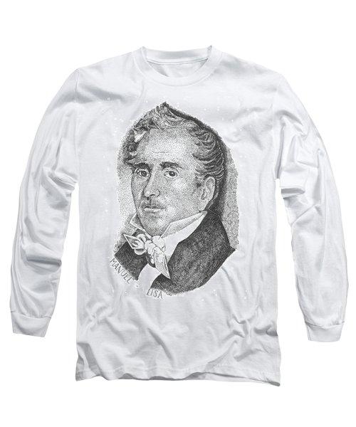Manuel Lisa Long Sleeve T-Shirt
