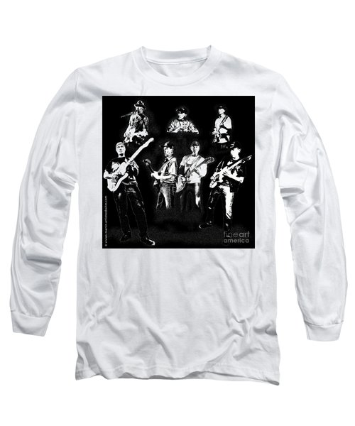 Mike Of Bralorne  Long Sleeve T-Shirt
