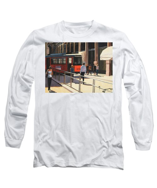 Milan Trolley Long Sleeve T-Shirt