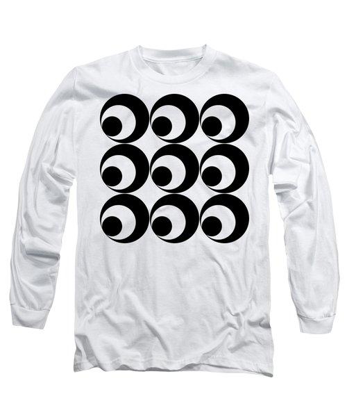 Mod Circles Long Sleeve T-Shirt
