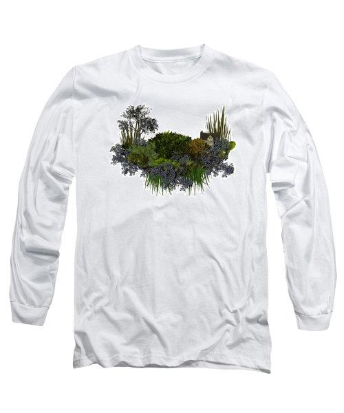 Moss Island Long Sleeve T-Shirt