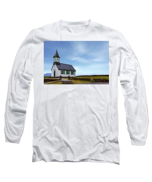 National Park Thingvellir - Iceland Long Sleeve T-Shirt