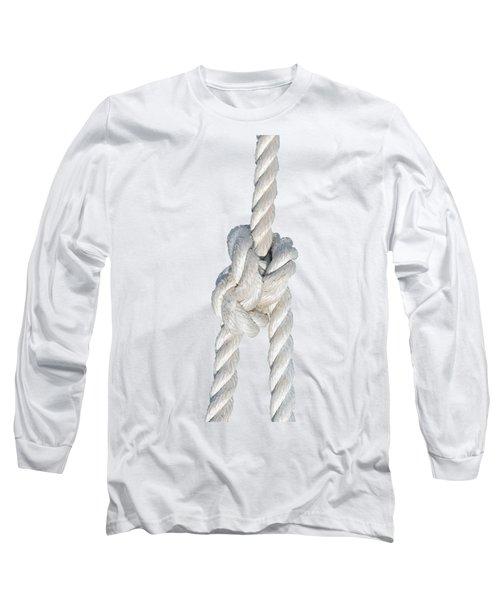 Nautical Knots Long Sleeve T-Shirt