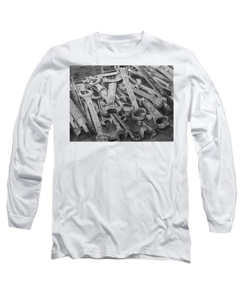 Need A Wrench? Long Sleeve T-Shirt