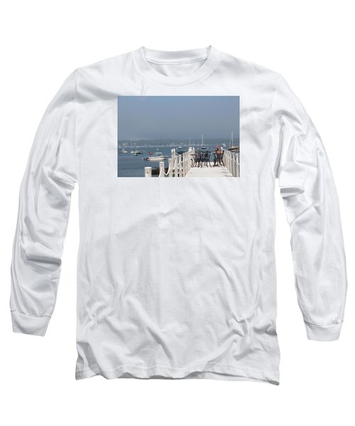New Castle Harbor Nh Long Sleeve T-Shirt