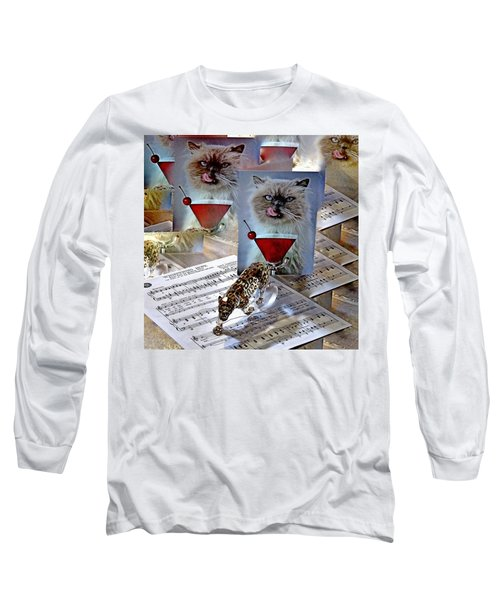 New Upload Long Sleeve T-Shirt
