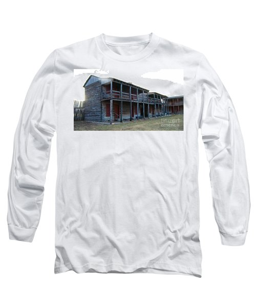 Old Fort Madison Long Sleeve T-Shirt