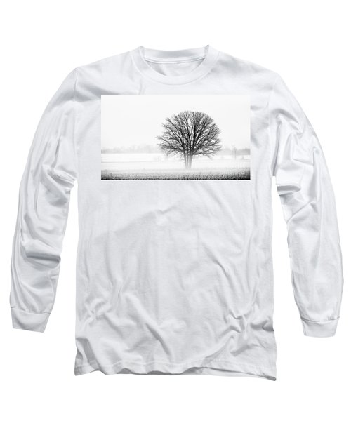 Long Sleeve T-Shirt featuring the photograph One... by Nina Stavlund