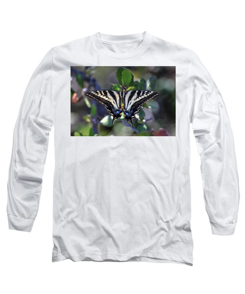 Pale Swallowtail Long Sleeve T-Shirt