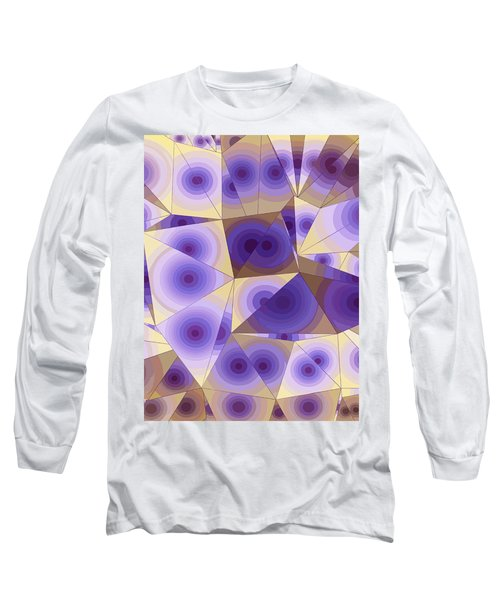 Passion Fruits Long Sleeve T-Shirt by Moustafa Al Hatter