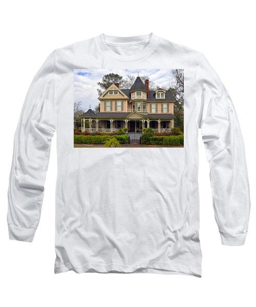Peach Bainbridge Beauty Long Sleeve T-Shirt