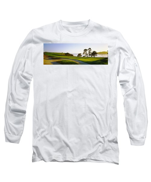 Pebble Beach Golf Course, Pebble Beach Long Sleeve T-Shirt