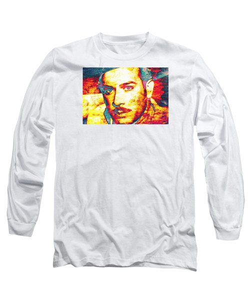 Pedro Infante Long Sleeve T-Shirt