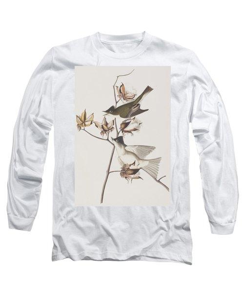 Pewit Flycatcher Long Sleeve T-Shirt