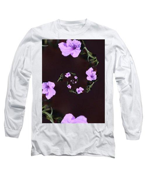 Phone Case Long Sleeve T-Shirt by Debra     Vatalaro