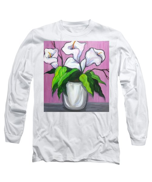 Pink Passion Long Sleeve T-Shirt