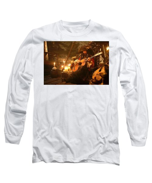 Pirates Of The Caribbean At World's End Long Sleeve T-Shirt