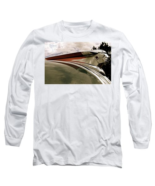 Pontiac Ornament  Long Sleeve T-Shirt