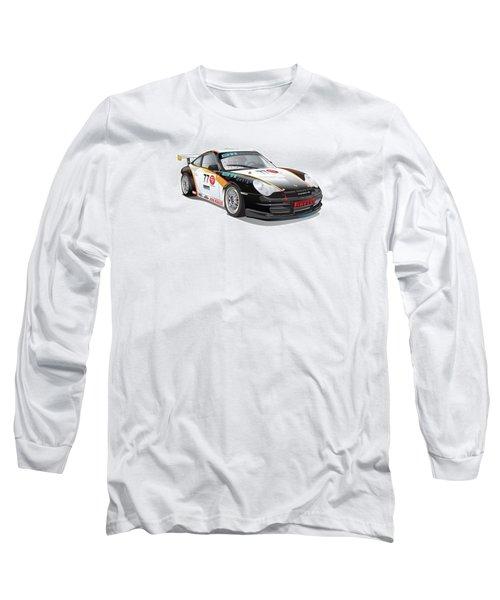 Porsche 996 Gt3 Cup Long Sleeve T-Shirt
