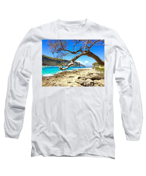 Porte D Enfer, Guadeloupe Long Sleeve T-Shirt