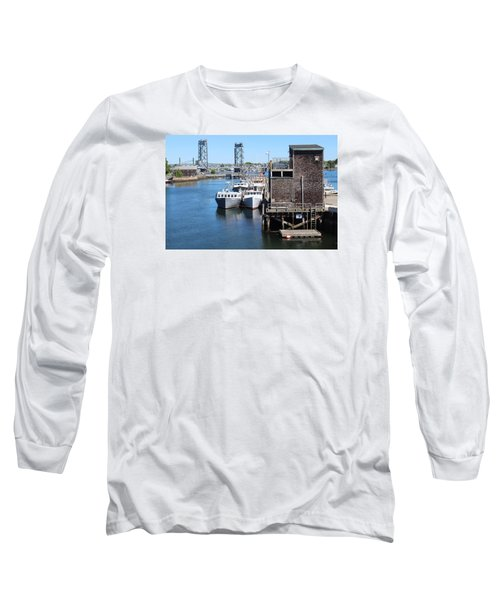 Portsmouth Nh  Long Sleeve T-Shirt