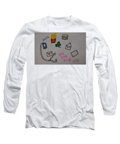 Ranranroo Long Sleeve T-Shirt
