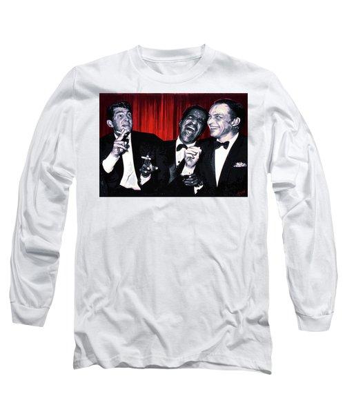 Rat Pack Long Sleeve T-Shirt