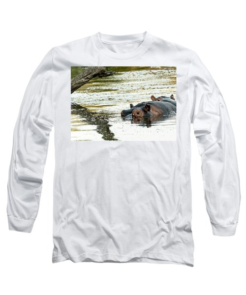 Reflections Long Sleeve T-Shirt by Patrick Kain